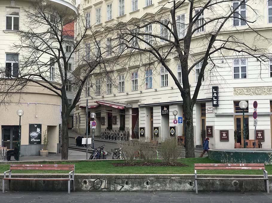 vienna schwedenplatz