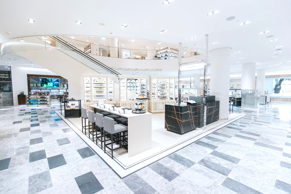 Holt Renfrew Vancouver | The New Beauty Hall