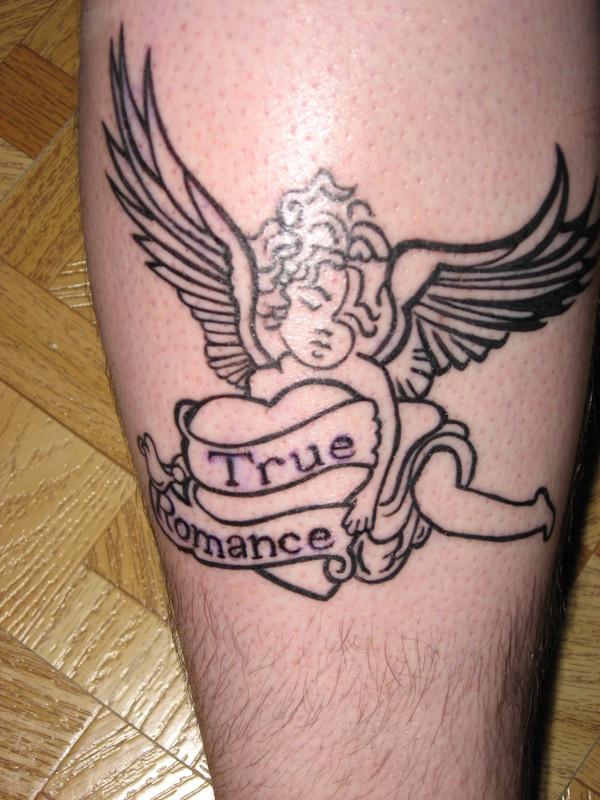 Cupid Love tattoos