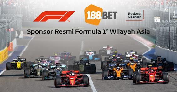 Cara Taruhan Balapan F1 di 188BET Indonesia