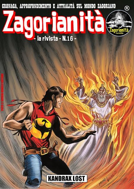 Zagorianità la rivista n. 16 Kandrax Lost