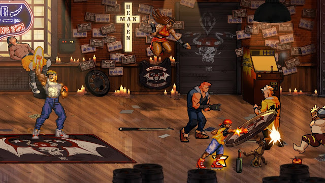 Streets of Rage 4 PC Mega