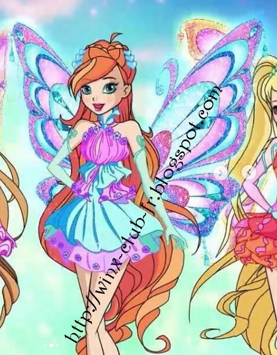 Les Winx Saison 8 : saison, Magic:, Rainbow, Révèle, Nouvelle, Apparence, L'Enchantix!