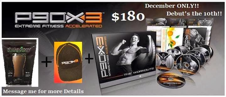 A Happy Fit Life with Christina: What's all the fuss about P90X-3?