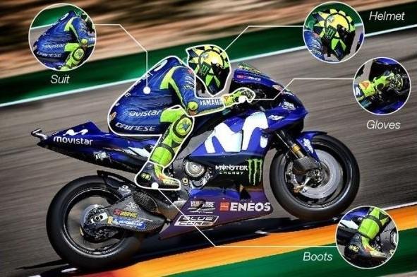Inilah Beberapa Peralatan MotoGP Khusus yang Digunakan Pada Saat Hujan