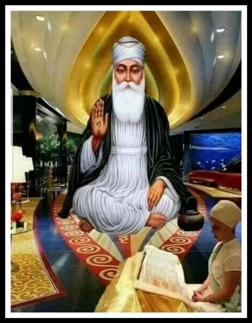 pics of sri guru nanak dev ji