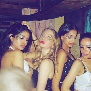 Navya Nanda Bikini Photos From Instagram