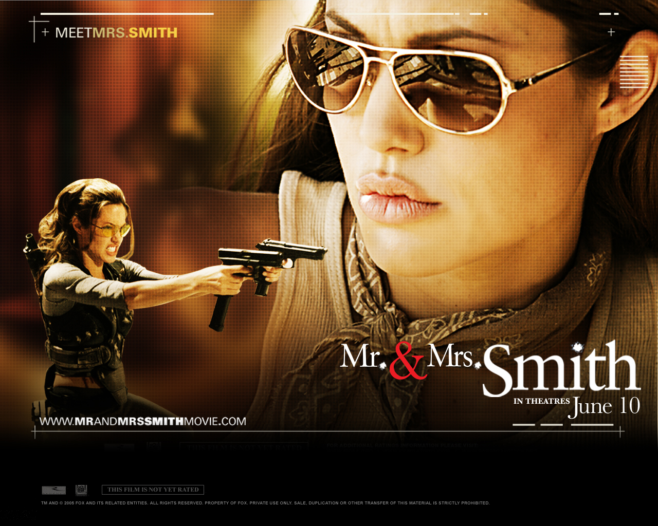 Popular Wallpaper Movie Hollywood - angelina-jolie-in-mr-and-mrs-smith  Photograph_219419.jpg
