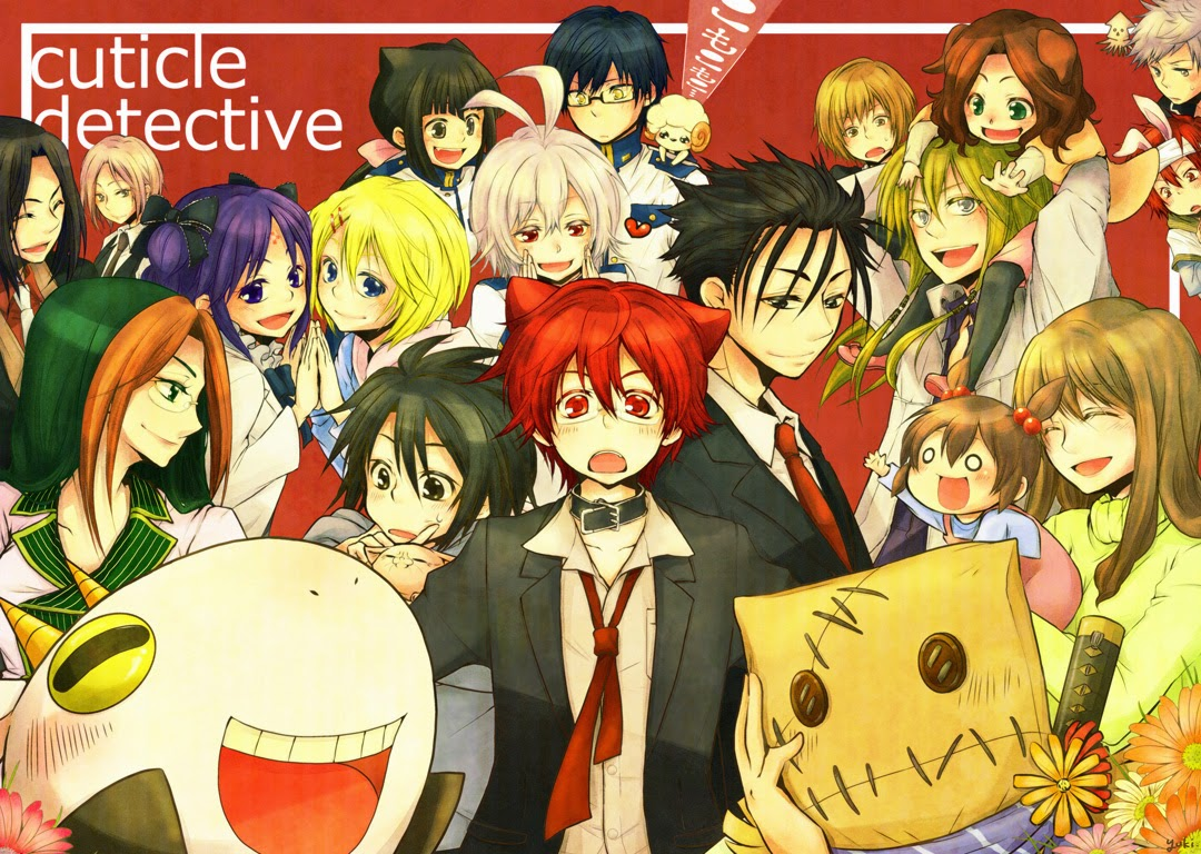 Download Cuticle Detective Inaba BD Subtitle Indonesia (Complete)