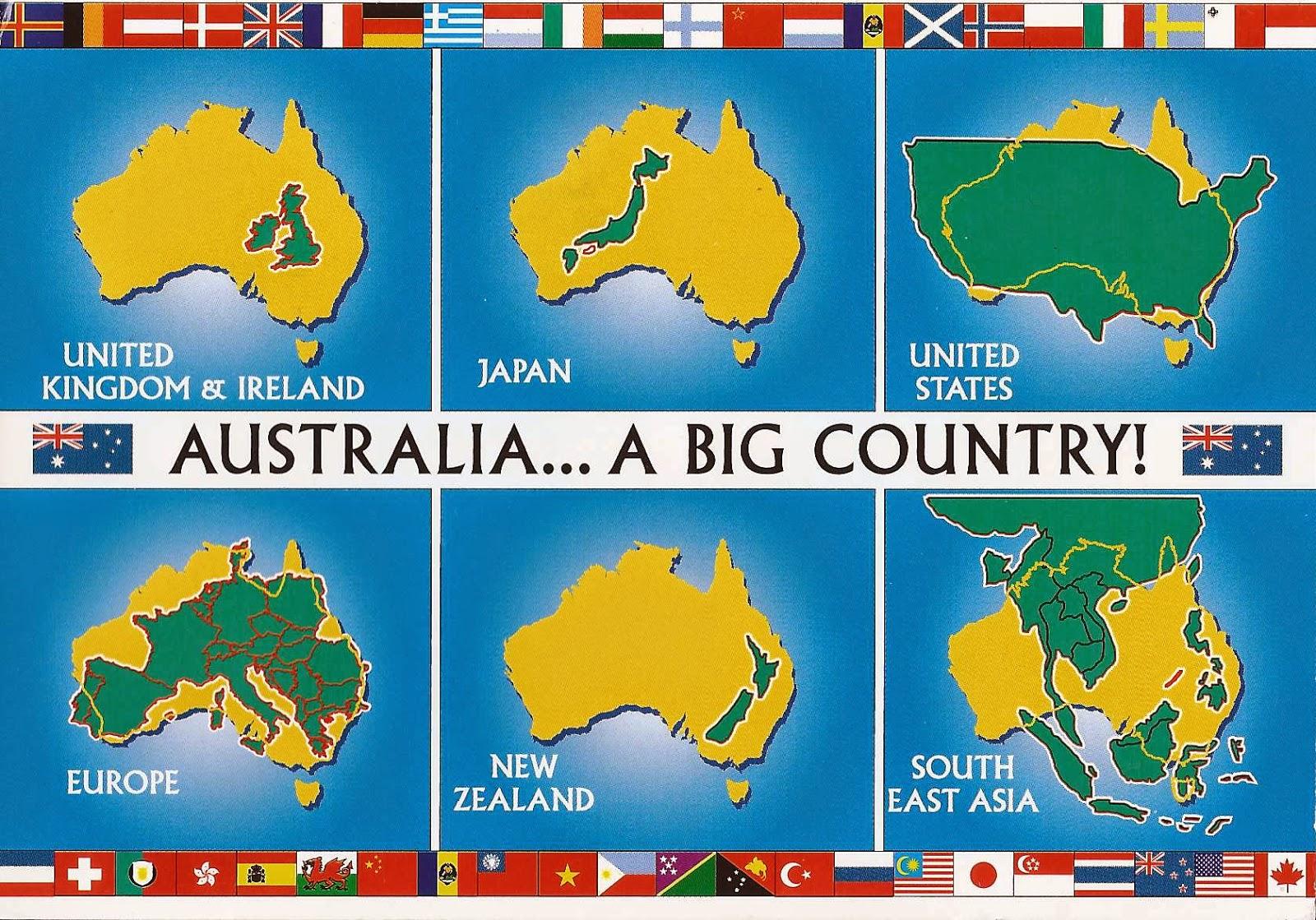 A journey of postcards australia versus the rest of the world australia versus the rest of the world gumiabroncs Choice Image