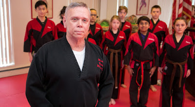 The Best is Here – Professional Martial Art Lessons for EVERYONE at Bruce McCorry's Academy