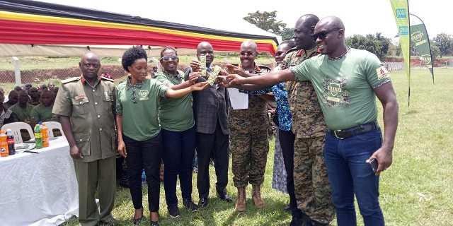 Uganda army launches Ulinzi condom brand