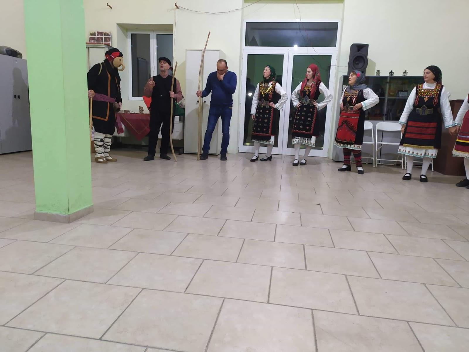 Εορταστική Εκδήλωση στη Ν. Ηράκλεια