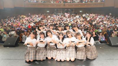 ≠ME 1st Regular Performance at Tennozu Ginga Theater 2019 [WEB-DL / RAW]