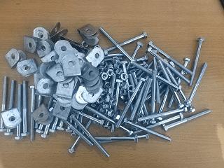 Mur Baut-U Clip Accessories Pagara BRC
