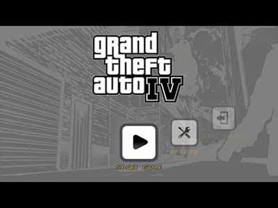 GTA 4 APK OBB