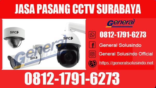 Jasa Pasang CCTV Asemrowo Surabaya