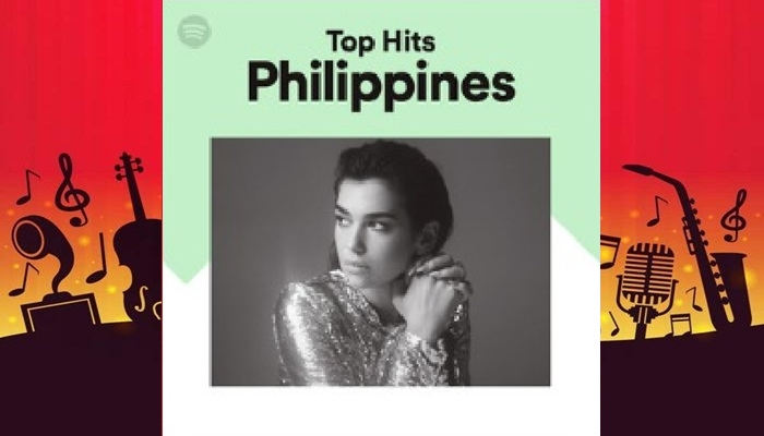 Top Hits Philippines [Spotify Playlist] [Feb 01 2018] - MusicViewsPH
