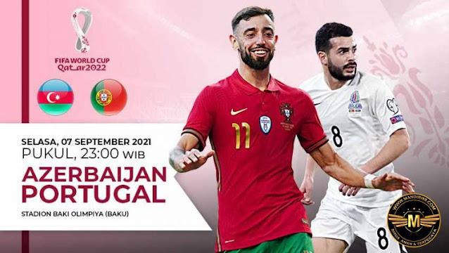 Prediksi Azerbaijan Vs Portugal