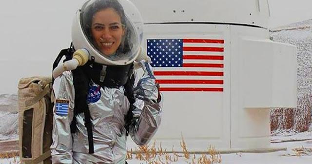 Το «Xρυσό Koρίτσι» της NASA