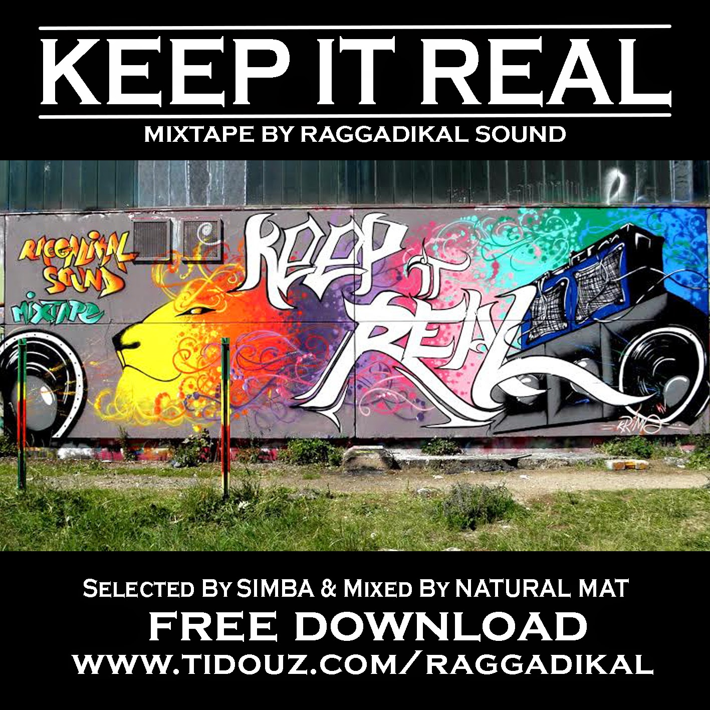 Just Spread Reggae Vibes by Simba