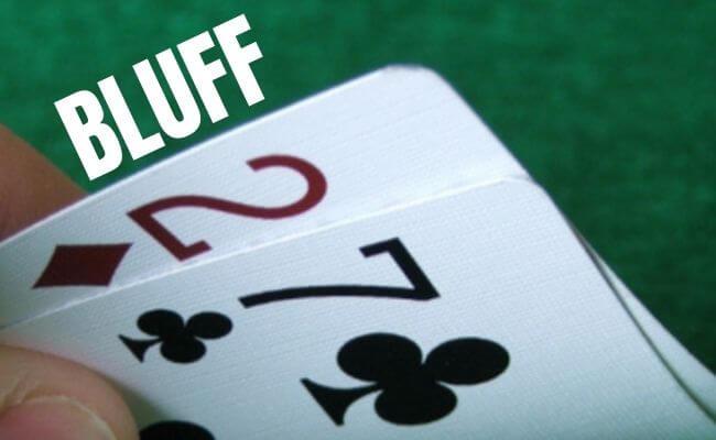 How Often Should You Bluff in Poker?