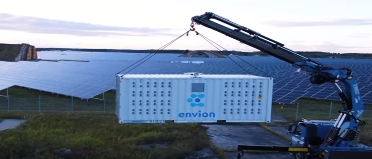 ICO Envion - Platform Mining Ramah Lingkungan Yang Dapat Dipindahkan Kemana Saja