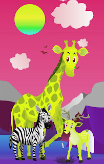 Forest-Animal-Vector-2200169