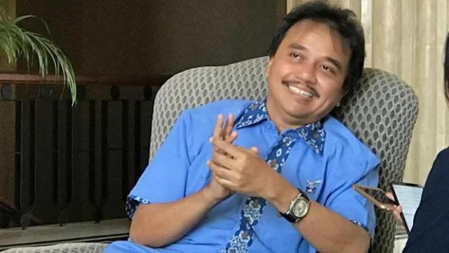 Nasehat Roy Suryo untuk Jokowi soal Ahok: Pakailah Teori Kaca Spion