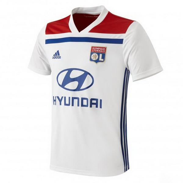 Camiseta Olympique Lyonnais Tanguy NDOMBELE
