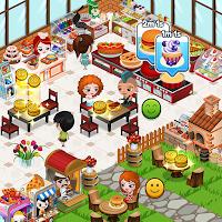 Cafeland - Jogo de Restaurante Apk Mod Dinheiro Infinito