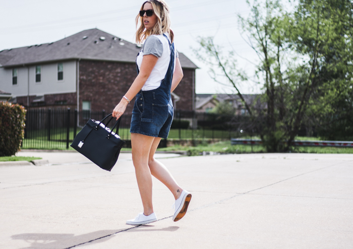 Overalls Blogger Street Style