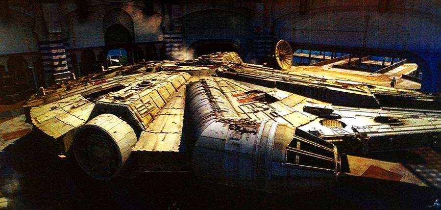 Tatooine: Millenium Falcon