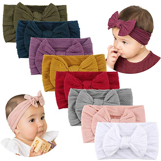 30% off Nylon Headband with Bows