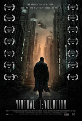 Póster película Virtual Revolution