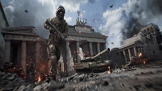 World War 3 PS Vita Wallpaper