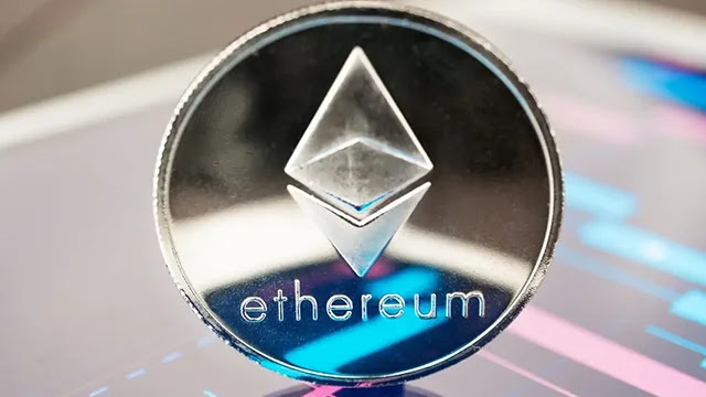 la crypto-monnaie Ethereum est proche d'un niveau record.