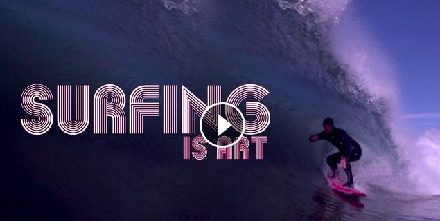 Surfing is Art 2021 Featuring Kelly Slater Tom Curren John John Florence Official Trailer