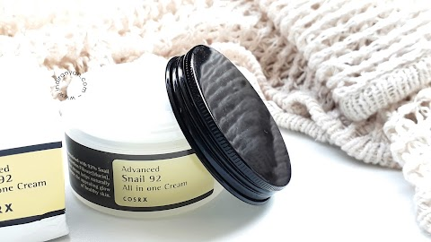 [REVIEW] Cosrx Advanced Snail 92 All In One Cream