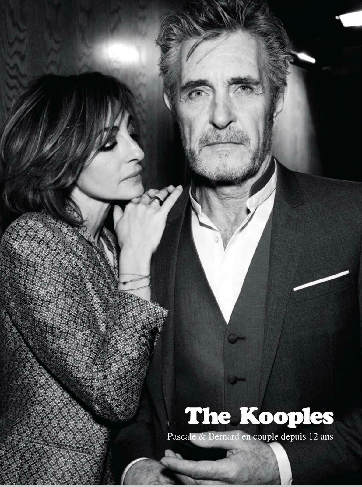 1253bdae3d9 The Essentialist - Fashion Advertising Updated Daily: The Kooples Ad ...