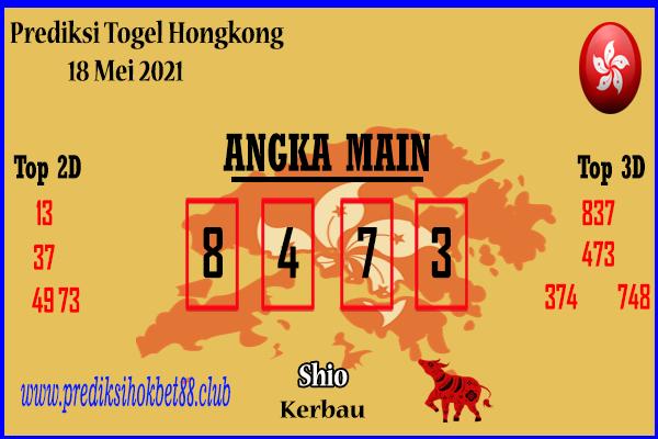 Bocoran Togel Hongkong 18 Mei 2021