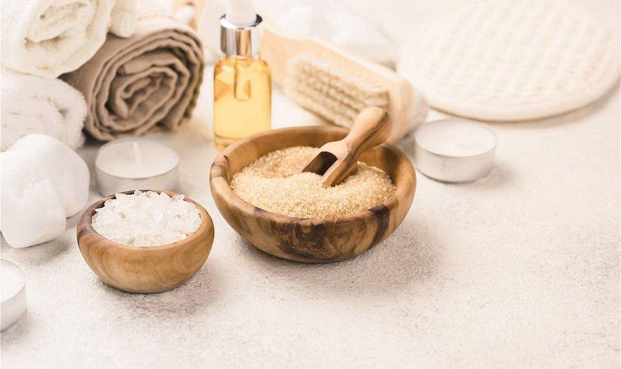Exfoliante para la piel grasa del rostro