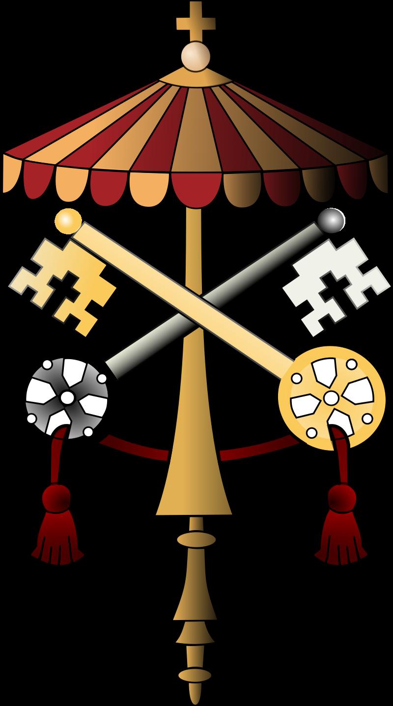 Lambang-lambang Pada Masa Sedevacante - Indonesian Papist