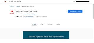 download_Chrome_web_importer_mendeley