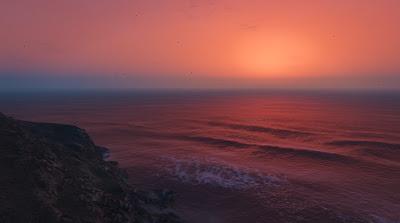 GTAV Sunset