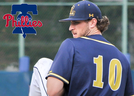 La Salle product Connor Hinchliffe signs with the Philadelphia Phillies