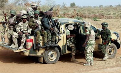 Soldiers Kill Over 15 Boko Haram Fighters, Recover Weapons