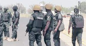 Police deploy 2016 men ahead of Delta's Saturday by-election