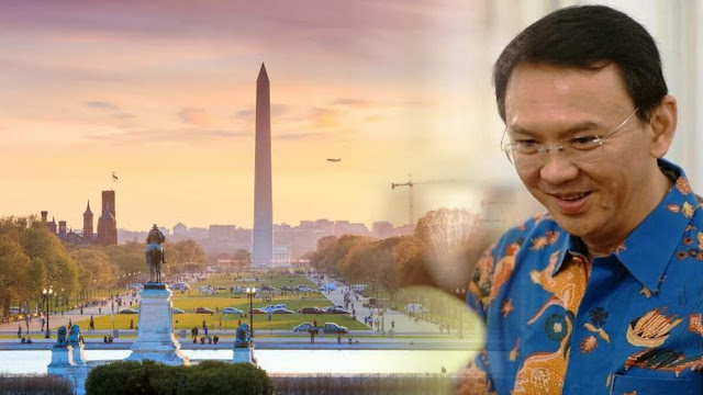 Ahok Puji Revitalisasi Monas Garapan Anies Hasilnya Bakal seperti di Washington