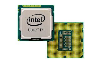 Komponen Utama Komputer Generasi Keempat
